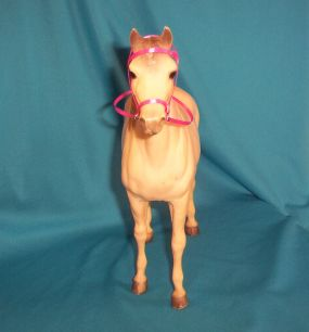 Pink Bridle